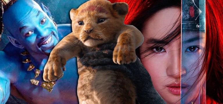 Qual o problema dos remakes da Disney?