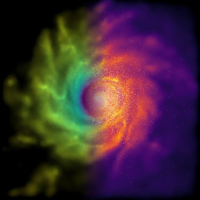 Teoria do Camaleão fornece explicação alternativa para a formação do Universo