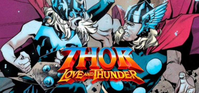 O que o título do novo filme do Thor quer dizer?