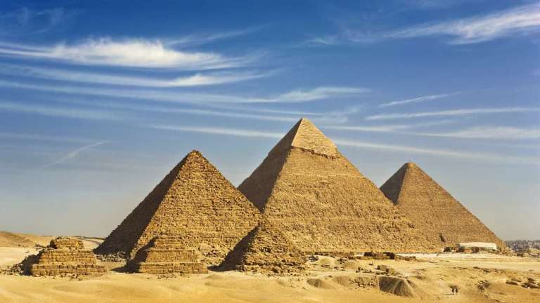 7 incríveis pirâmides menos conhecidas