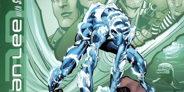 Como era o Aquaman criado por Stan Lee?