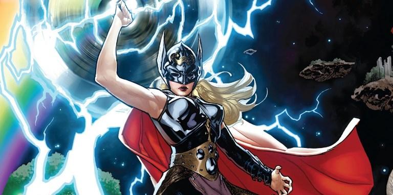 7 melhores momentos de Jane Foster como a Poderosa Thor
