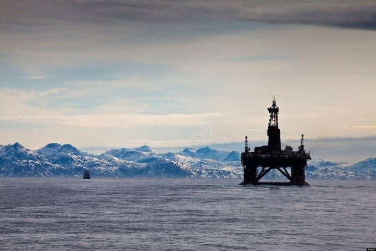 Por que existe tanto petróleo no Ártico?