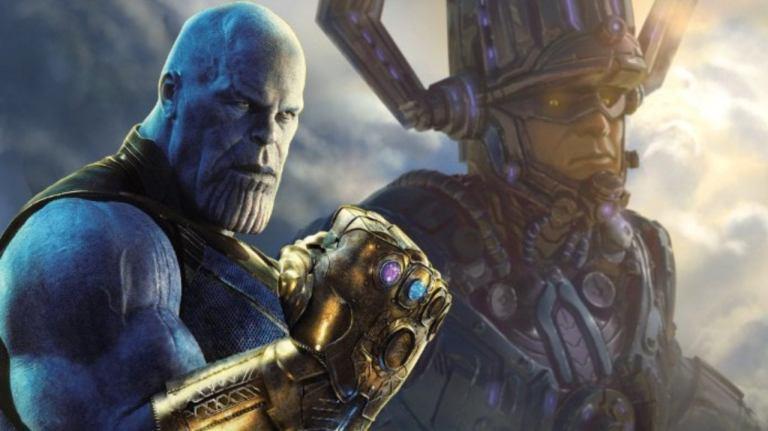Teoria indica que Thanos criou Galactus no segundo estalo