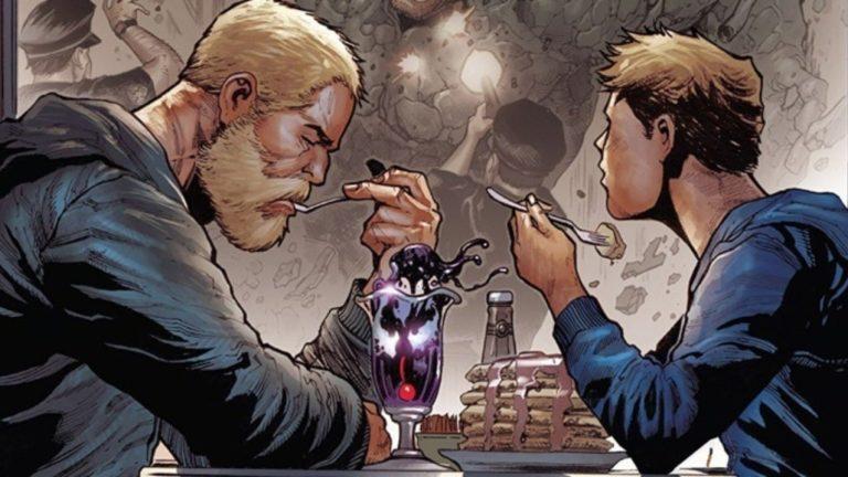 Marvel revela verdade sobre o filho Venom