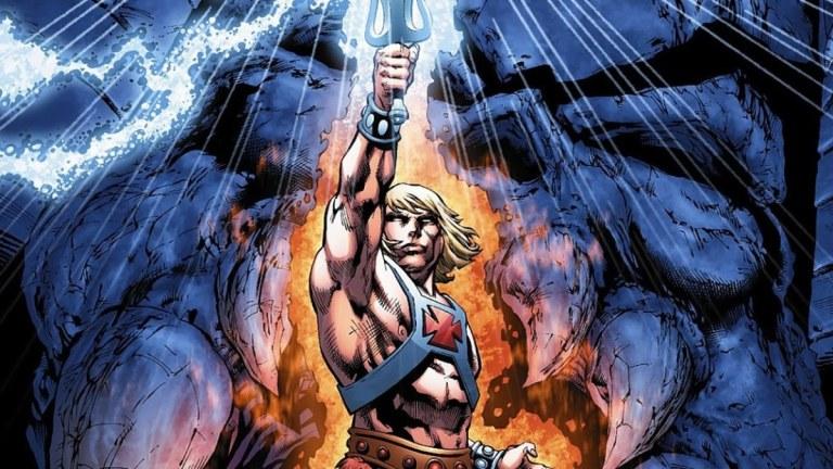 Netflix anuncia novo anime de He-Man