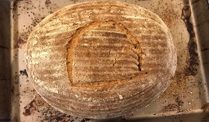 Pão é preparado com fermento de 4.500 anos e tem resultado surpreendente