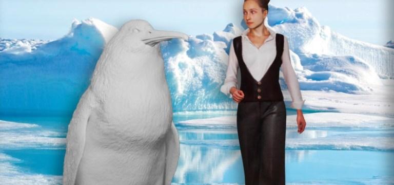 Conheça o pinguim gigante que realmente existiu