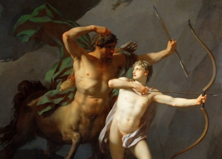 7 deuses gregos que você nunca ouviu falar