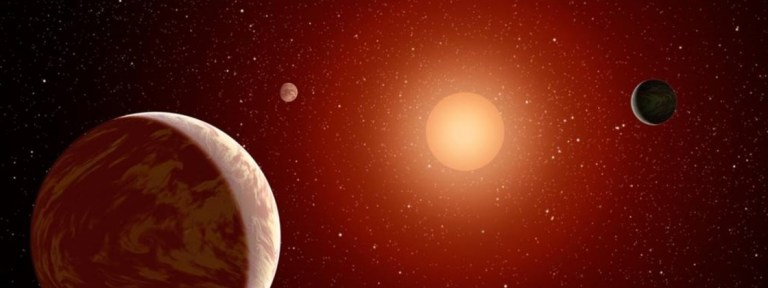 NASA descobre novo sistema planetário a 73 anos-luz de nós