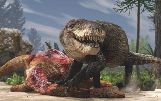 Quem eram os predadores dos dinossauros?