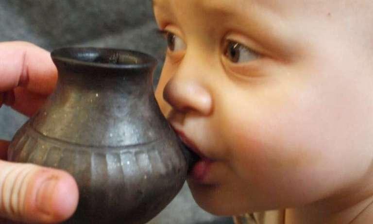Essas foram as primeiras mamadeiras inventadas pelos humanos
