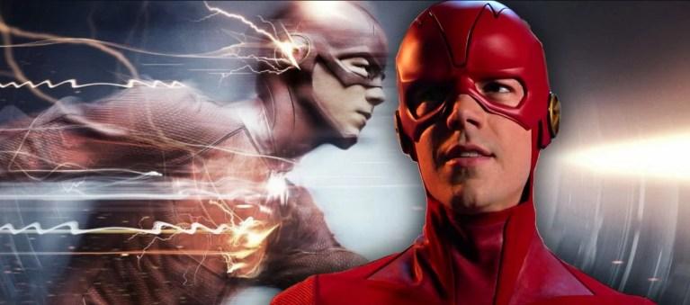 Flash aparece com novo uniforme em imagem da sexta temporada