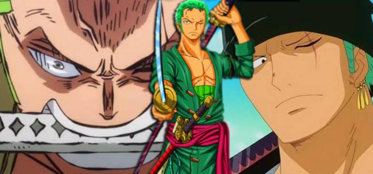 Zoro ganha uma nova espada em One Piece