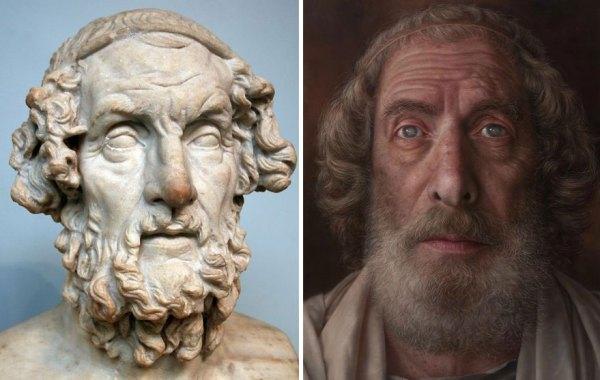 Homero 1 600x380, Fatos Desconhecidos