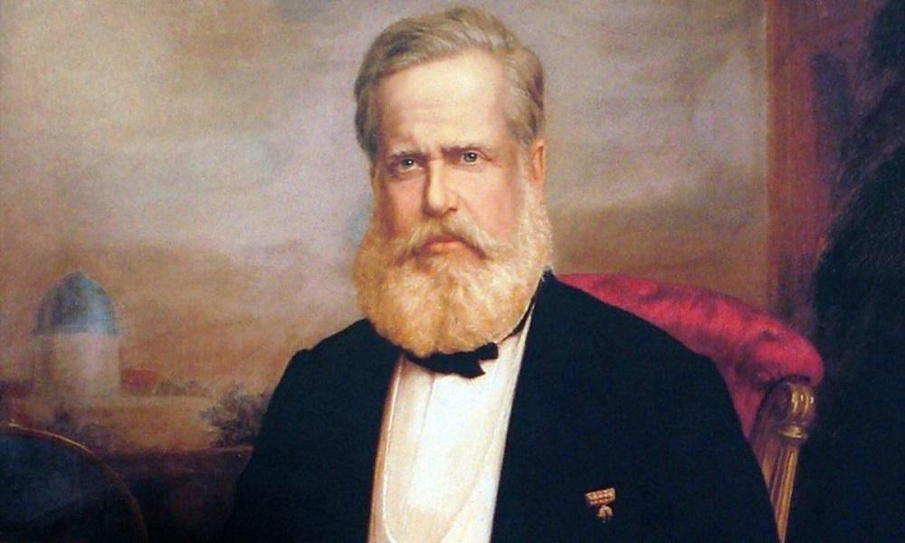 O ano em que Dom Pedro II foi candidato à presidência dos Estados Unidos