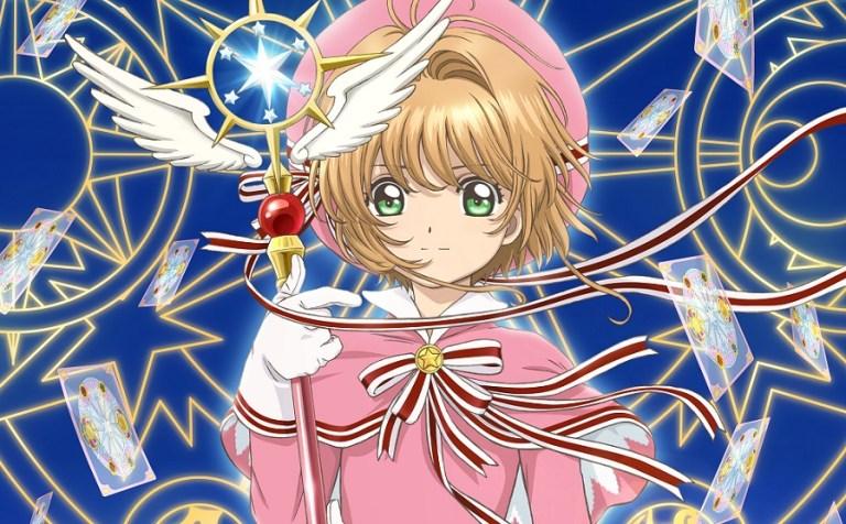 O último episódio de Sakura Card Captors
