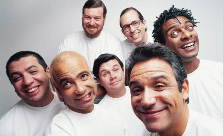 Como estão os 7 integrantes do Casseta e Planeta hoje em dia