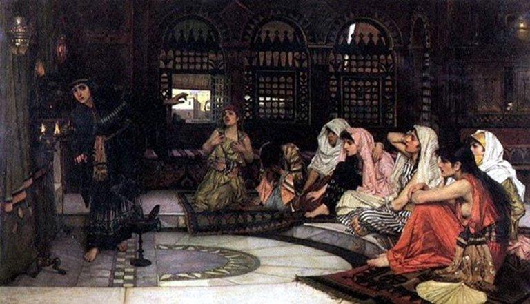 Druidas, as sacerdotisas celtas