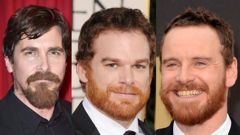 Entenda porque alguns homens têm barba ruiva não sendo ruivos