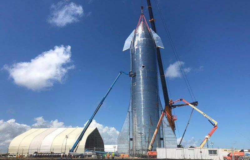 Espaçonave de 200 toneladas voará até o espaço e retornará intacta à Terra