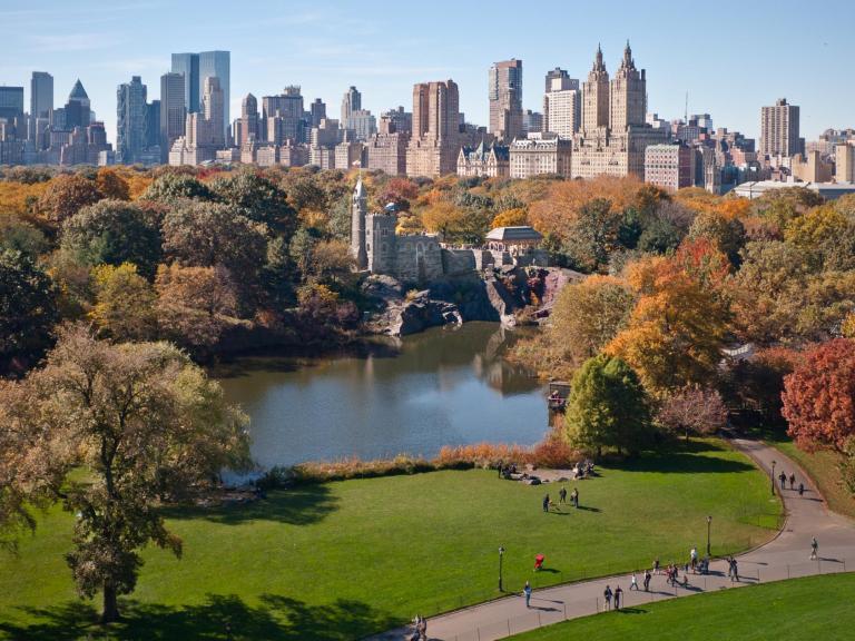 A triste história da construção do Central Park