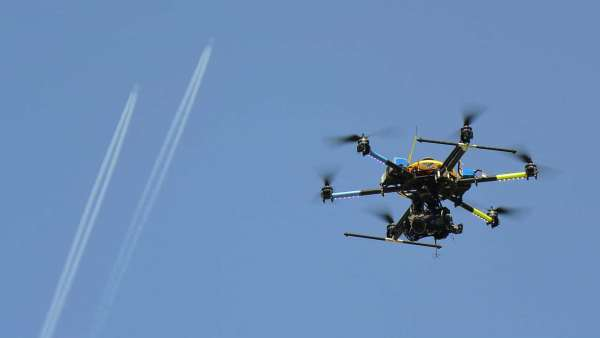 Drone 600x338, Fatos Desconhecidos