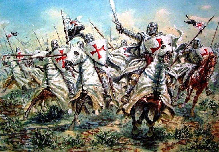 O terrível fim dos cavaleiros templários