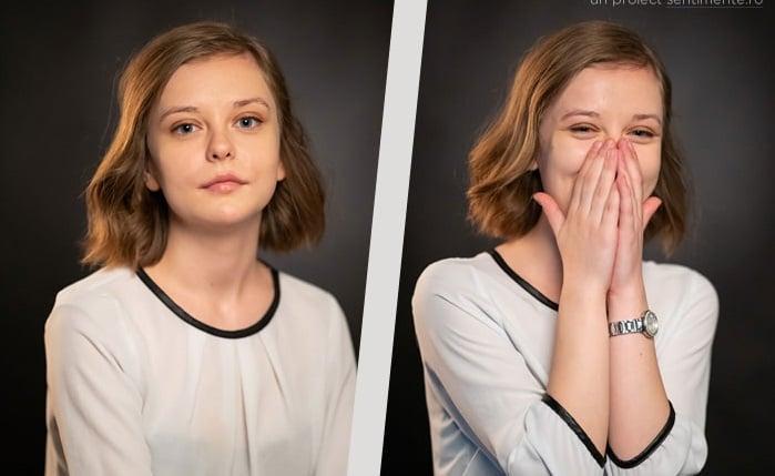 9 imagens que mostram pessoas antes e depois de verem aqueles que amavam