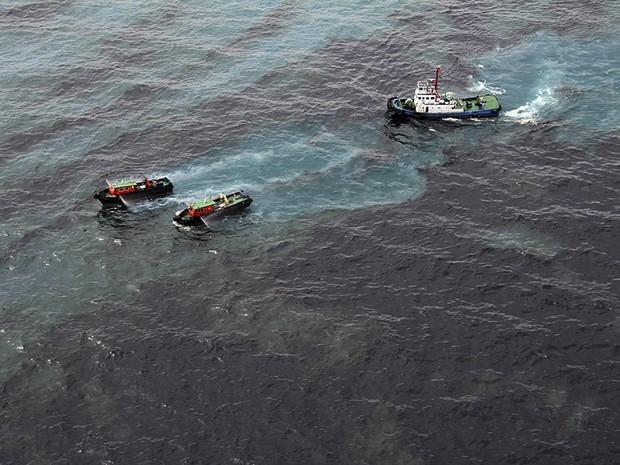 5 consequências e perigos do vazamento de petróleo