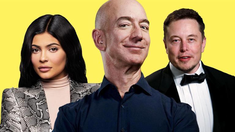 Quantos bilionários existem no mundo?
