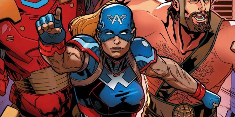 Marvel revela futuro Capitão América depois de Steve Rogers nos quadrinhos