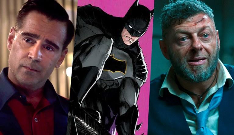 Mais dois atores estão em negociações para o novo filme do Batman