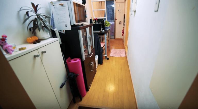 Como é a vida em um apartamento de 8 m² em Tóquio?
