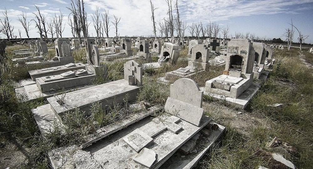 7 coisas que você só descobriria trabalhando em um cemitério