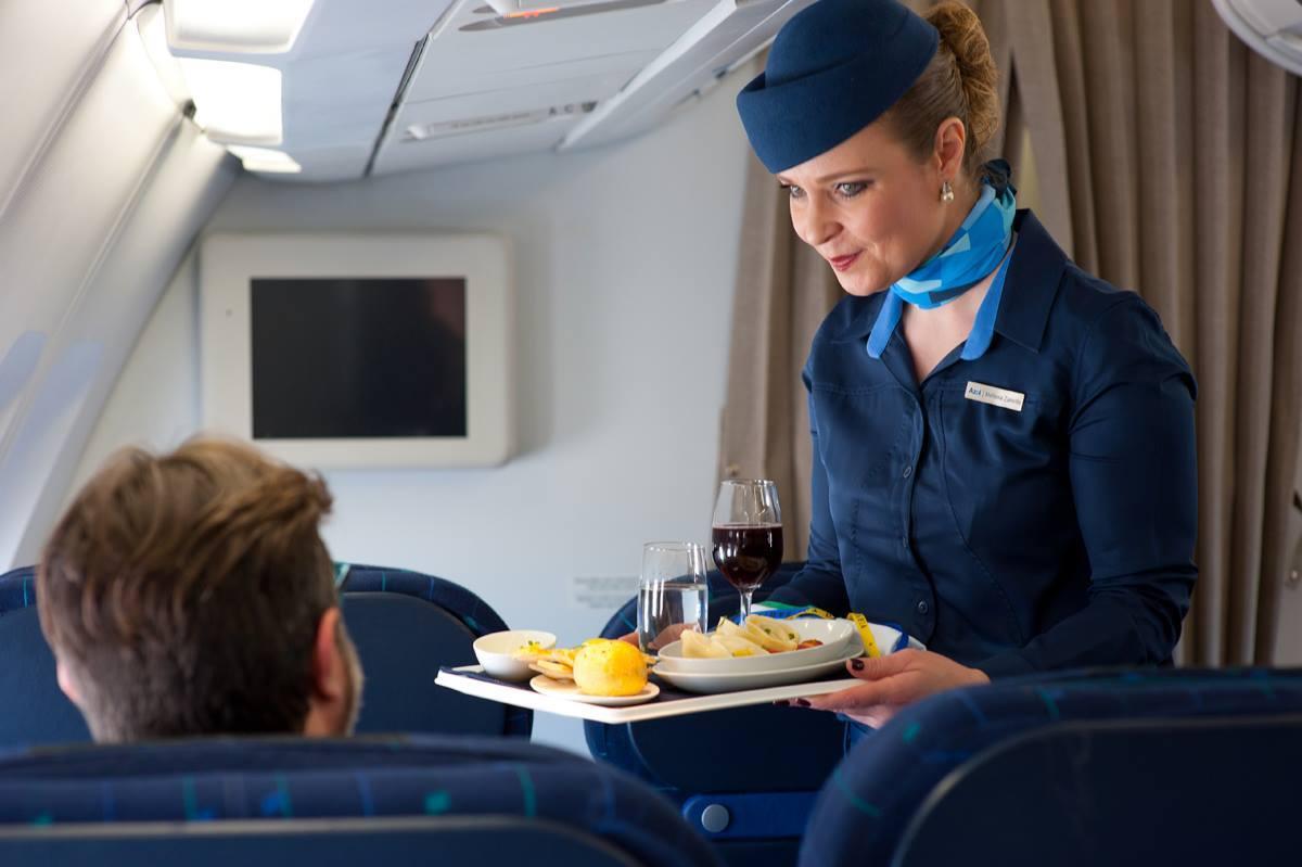 O que você encontrará nas 7 companhias aéreas mais luxuosas do mundo