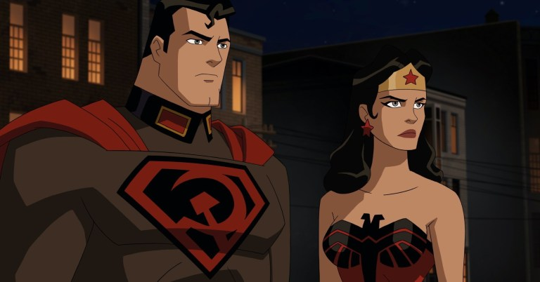 Liberado primeiro trailer de Superman: Entre a Foice e o Martelo