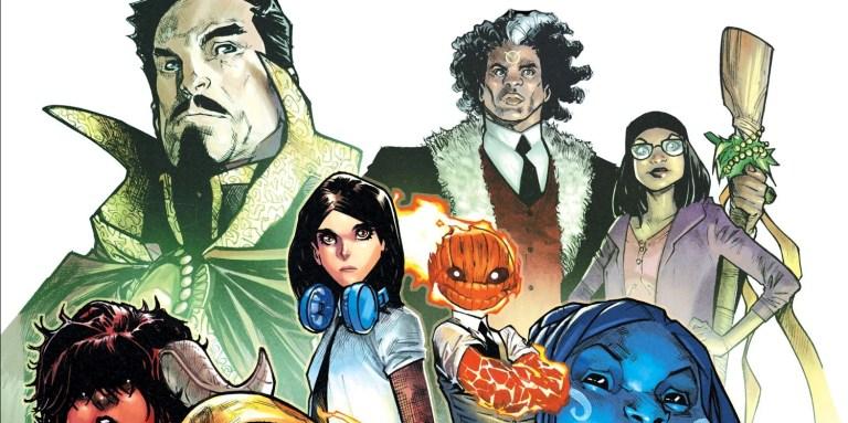 Marvel apresenta Strange Academy, nova série nos quadrinhos