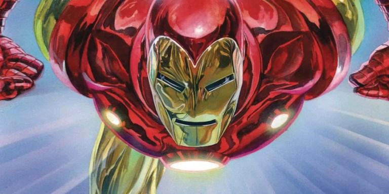 Homem de Ferro volta para sua armadura clássica nos quadrinhos