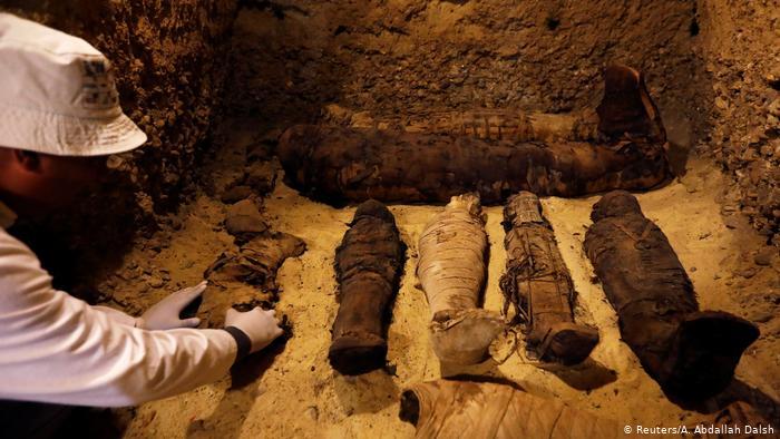 7 descobertas arqueológicas que marcaram 2019