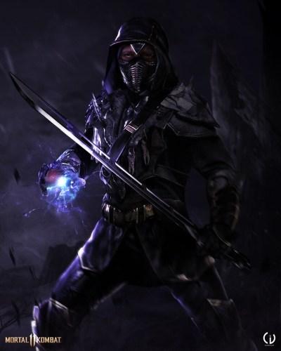 Camille Vialet Mortal Kombat Ronin 400x500, Fatos Desconhecidos