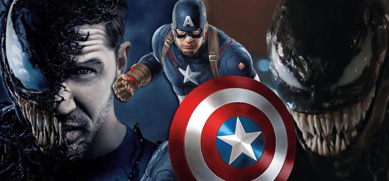 Capitão América quer Venom nos Vingadores