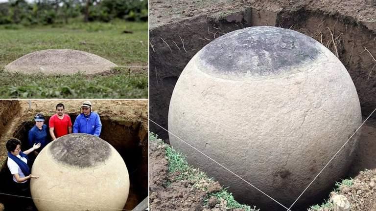 O que são essas bolas de pedra misteriosas da Costa Rica?