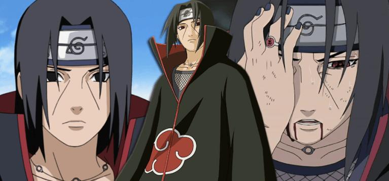 Itachi quase foi um personagem completamente diferente em Naruto