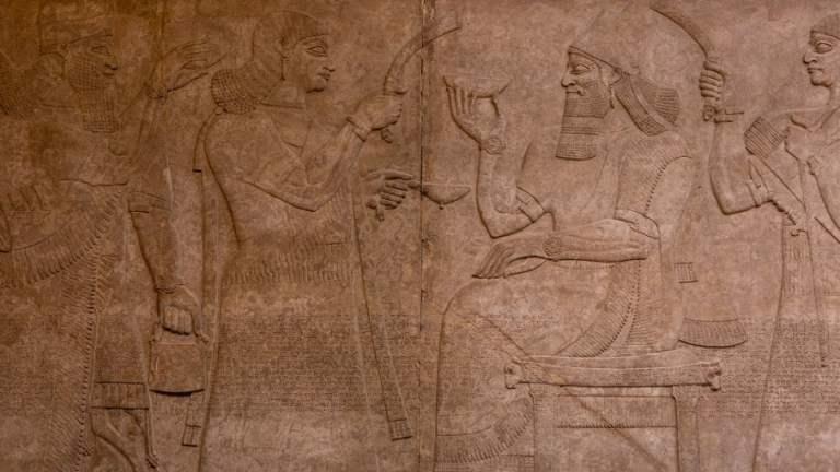 Quem foi o primeiro Rei da história?