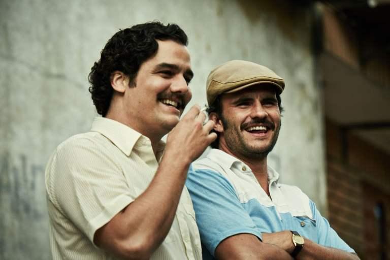 Essa é a história do mentor de Pablo Escobar