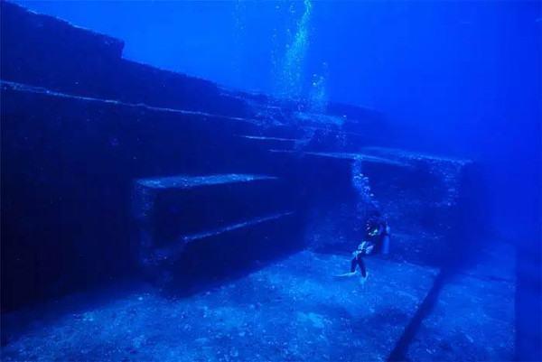 7 anomalias misteriosas subaquáticas