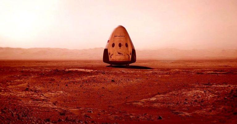 Elon Musk planeja enviar um milhão de pessoas para Marte ainda nesse século