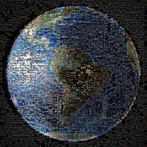 Wave Earth Mosaic 3 500x500, Fatos Desconhecidos