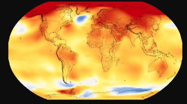 Simulações das mudanças climáticas apontam para o fim do mundo